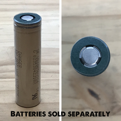 batteries sold from a different vendor