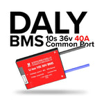 Daly BMS 10s 36v 40A Common Port, Waterproof