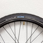 "26"" eBike Rear Schwalbe Marathon 50-559 Tire w/ Sturmey Archer XL-RD3 3-Speed Rear Drum Brake for DIY"