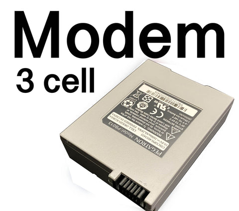 30 cells - Pegatron Modem 18650 Battery Packs