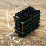 DIY 18650 Battery Module 5x Populated
