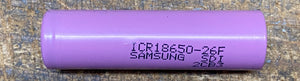 New Sealed Modem 18650 two cell Battery Pack