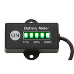 Battery Meter 12V/24V Waterproof