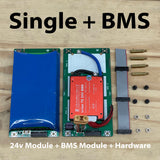 7S 24v Battery Modules - New LGM36 cells