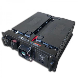 Samsung SDI ESS Energy Storage Battery 16S 60 Volt - Used 13.2 kWh Rack Mount Mega 3.3