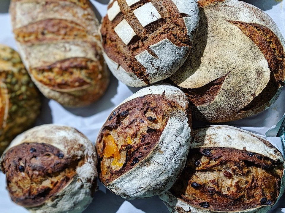 Organic Sourdoughs @ Earth Market Wholefoods Joondalup