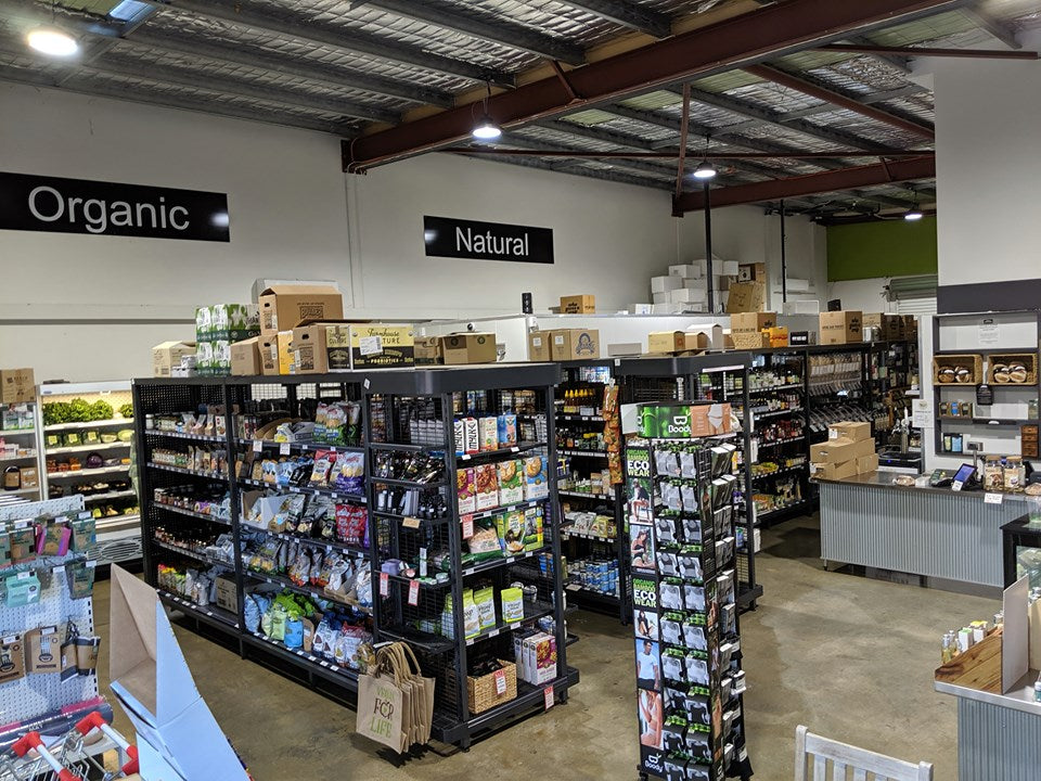 Wide view of our shop @ Earth Market Wholefoods Joondalup
