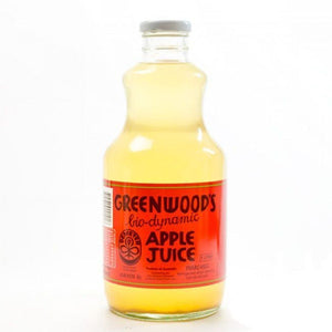 Greenwood Apple Juice