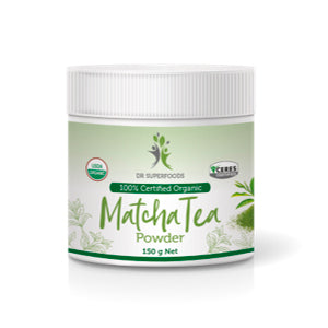 Dr. Superfoods Matcha Tea Powder