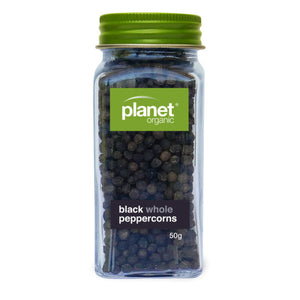 Planet Organic Black Peppercorns