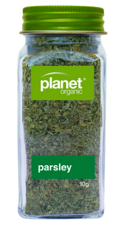 Planet Organic Parsley