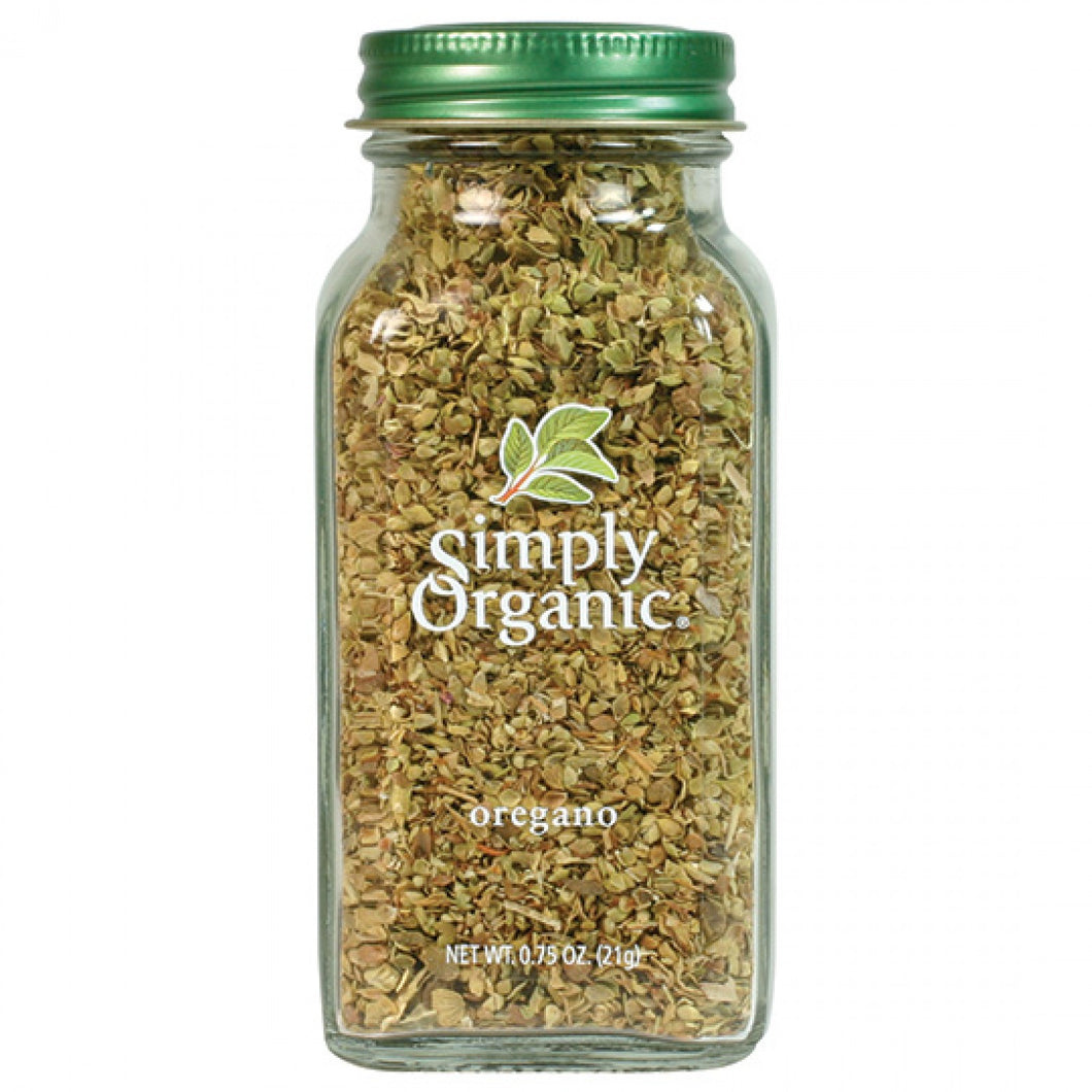 Simply Organic Oregano