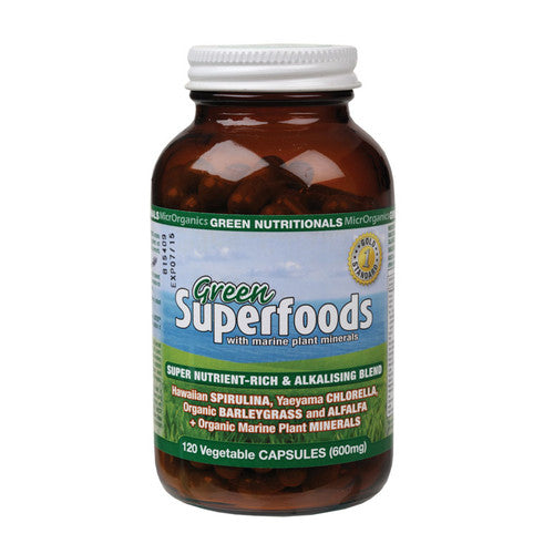 GN Green Superfoods Capsx250