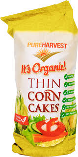 Pure Harvest Corn Cakes