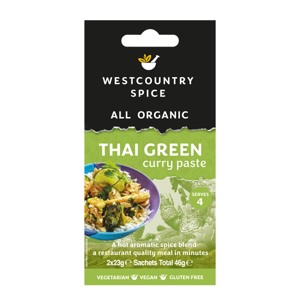 Westcountry Thai Green Curry Paste