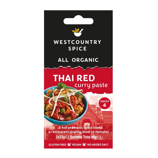 Westcountry Thai Red Curry Paste