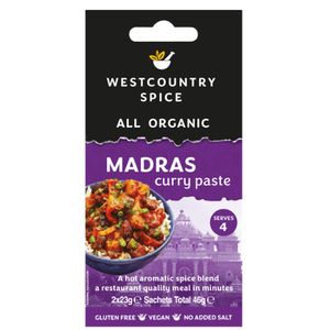 Westcountry Madras Curry Paste