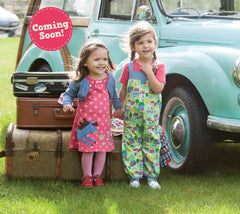 Gorgeous new Frugi - coming soon!!!