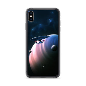 """Strange New Worlds"" iPhone Cases"