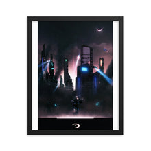 "Load image into Gallery viewer, ""Remember Reach"" Framed Matte Poster"