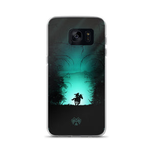 """The Lost Woods"" Samsung Cases"