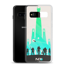 "Load image into Gallery viewer, ""Mass Effect N7"" Samsung Case"
