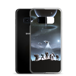 """Heroes of Gaming"" Samsung Cases"
