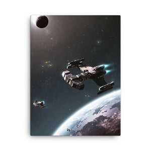 """Battlecruiser Operational"" Canvas Print"