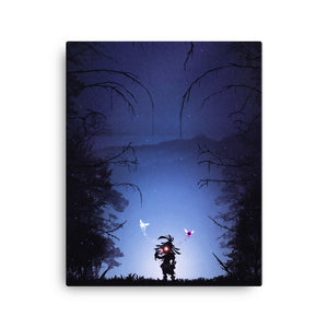 """Majora's Mask"" Canvas Print"