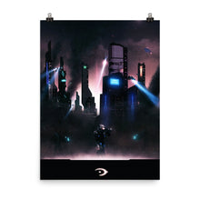 "Load image into Gallery viewer, ""Remember Reach"" Premium Luster Photo Paper Poster"