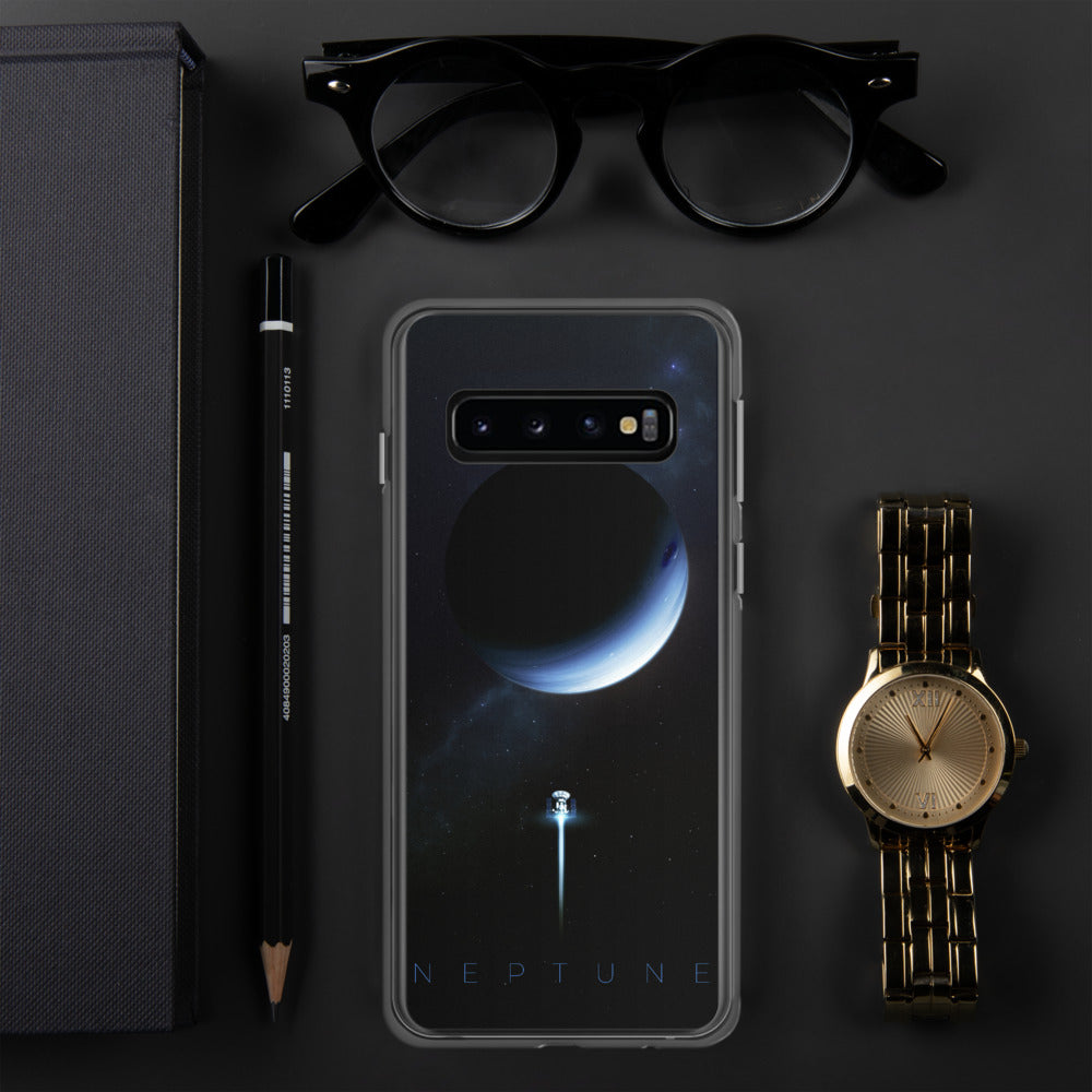 neptune phone case by noble-6 design