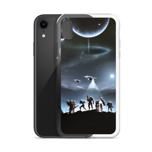 """Heroes of Gaming"" iPhone Cases"
