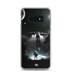 """Halo - Well Enough Alone"" Samsung Cases"
