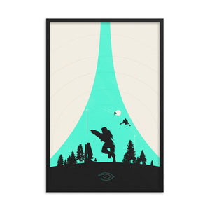 halo combat evolved master chief poster