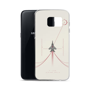 """F-15E Strike Eagle"" Samsung Cases"