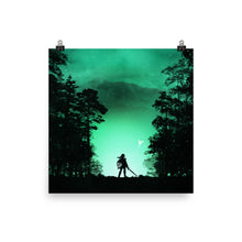 "Load image into Gallery viewer, ""Kokiri Forest"" Matte Poster"