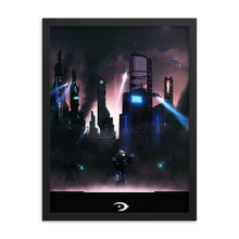 "Load image into Gallery viewer, ""Remember Reach"" Framed Premium Luster Photo Paper Poster"