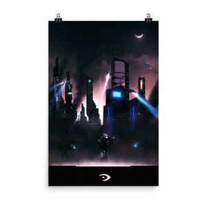 """Remember Reach"" Premium Luster Photo Paper Poster"