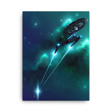 "Load image into Gallery viewer, ""Discovery"" Canvas Print"