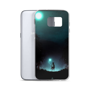 """It's Dangerous to Go Alone"" Samsung Cases"
