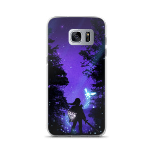 """Hero of Hyrule"" Samsung Cases"