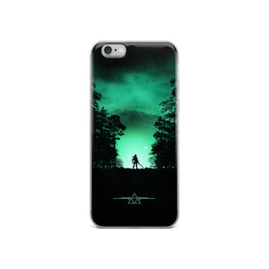 """Kokiri Forest"" iPhone Case"