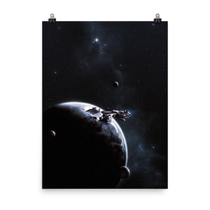 """Covenant"" Photo Paper Poster"