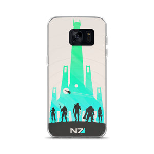 """Mass Effect N7"" Samsung Case"