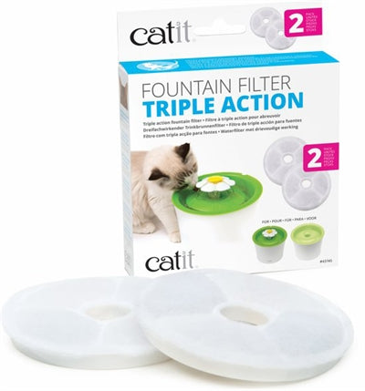 Catit Triple Action Filter 2 ST
