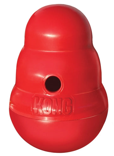 Kong Wobbler Rood SMALL