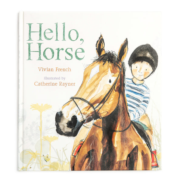Borders Book Festival - Vivian French & Catherine Rayner: Hello, Horse