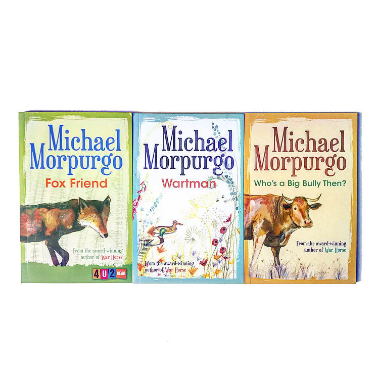 Michael Morpurgo Book Titles - All