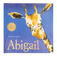 Load image into Gallery viewer, Abigail the Giraffe Print - 'Abigail Stargazing'