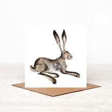 Load image into Gallery viewer, 'Arlo' Hare Card for all Occasions